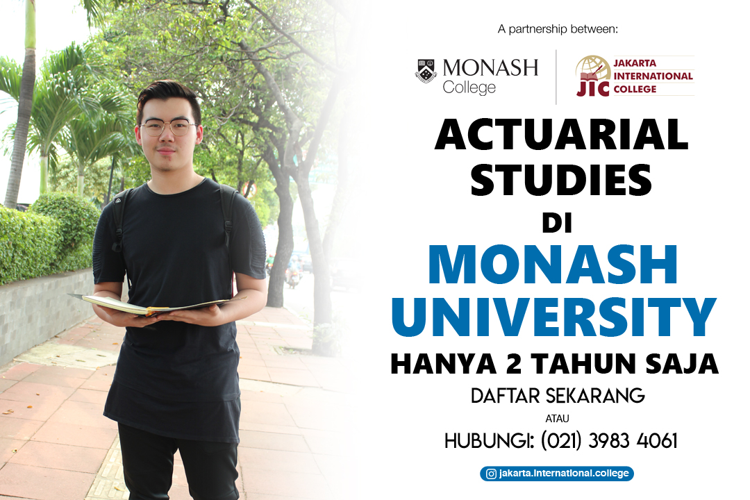 Actuarial Studies in Monash University
