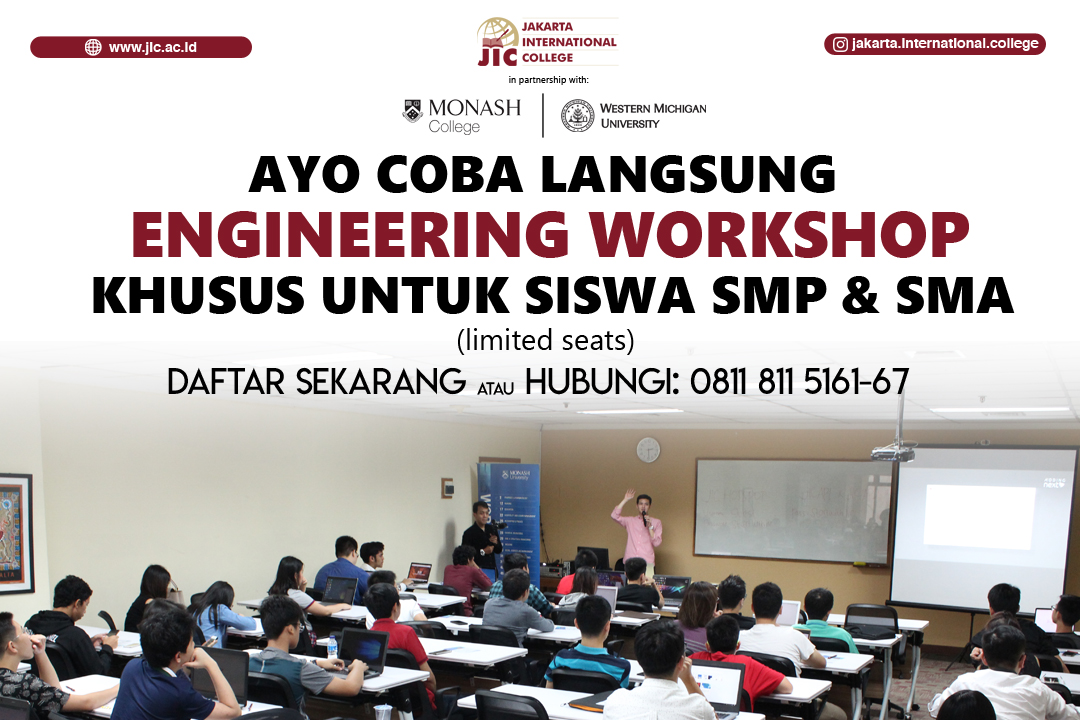JIC Info Day and Engineering Workshop at 14 October 2018