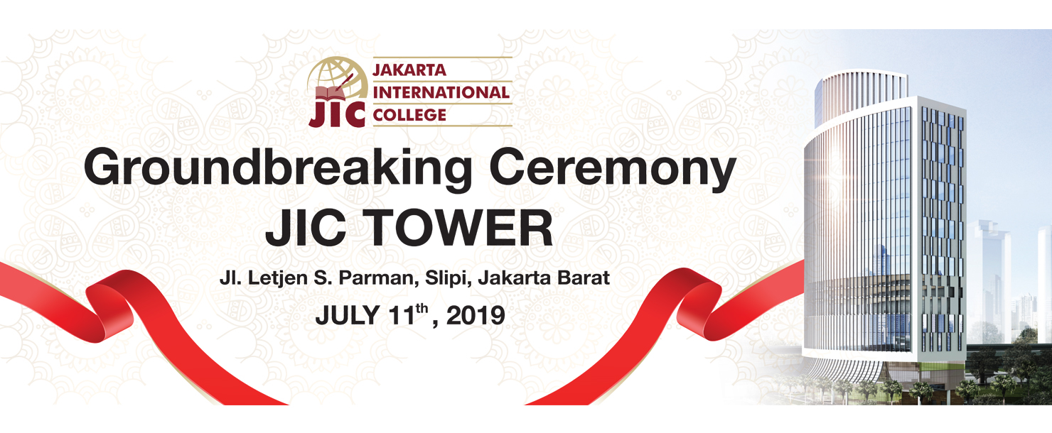 Groundbreaking JIC Tower 2019